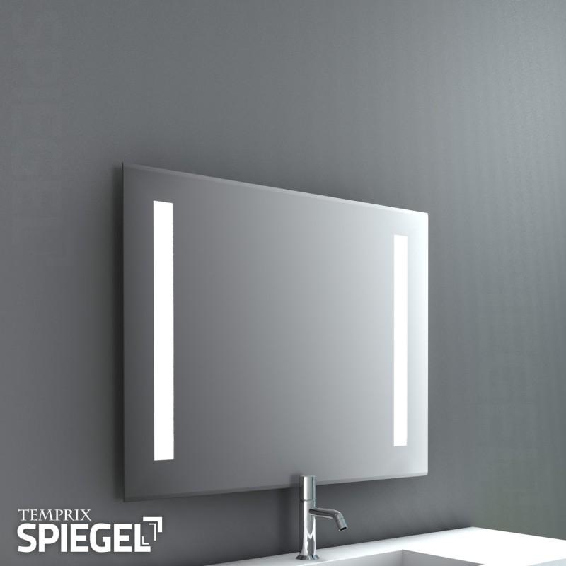 Lichtspiegel Selene small - Leuchtspiegel im modernen Design.