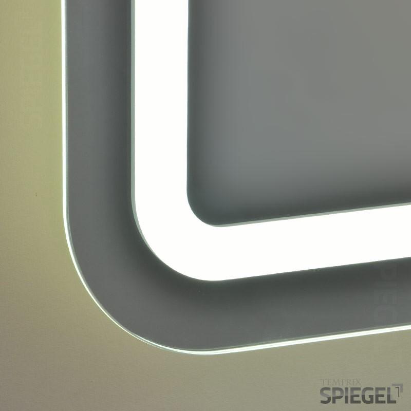 Spiegel Wandspiegel Mit Licht Badspiegel LED Beleuchtung