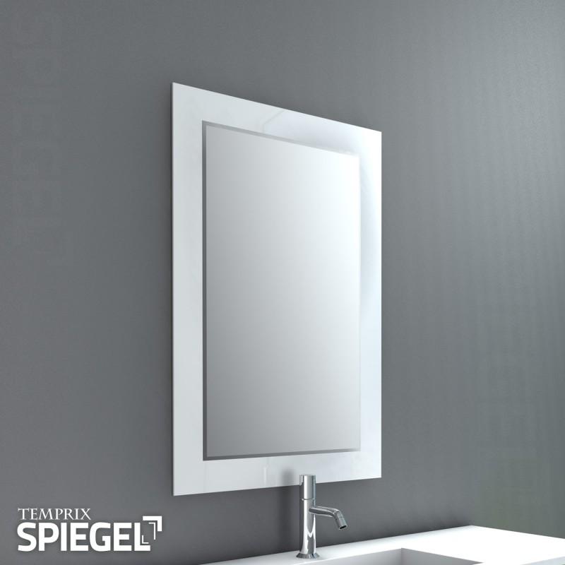 wandspiegel ferro white badspiegel. Black Bedroom Furniture Sets. Home Design Ideas