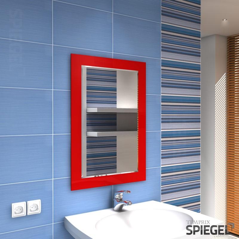 Badezimmerspiegel Online Kaufen.Wandspiegel Ferro Red Spiegel Online