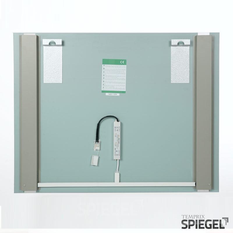 Led Design Lichtspiegel Badspiegel Wandspiegel: Badspiegel Helios LED Badezimmerspiegel Wandspiegel