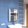 Badezimmerspiegel mit Beleuchtung Piano