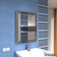 Spiegelshop Syrius Badspiegel