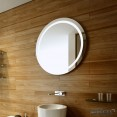Runder Badezimmerspiegel Mercury