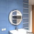 Badspiegel Mercury