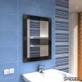 Wandspiegel Opus black Spiegel online Badezimmerspiegel
